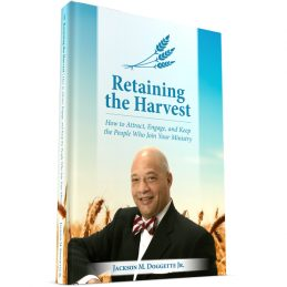 Retaining the Harvest Hardcover Book